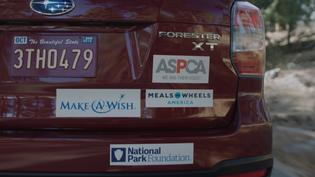 Subaru launches its eighth annual Share the Love campaign. From November 19, 2015 to January 2, 2016, Subaru will donate $250 for every new Subaru vehicle sold or leased to the customer's choice of charitable partners: ASPCA®, Make-A-Wish®, Meals on Wheels America, National Park Foundation or a hometown charity selected by participating retailers.